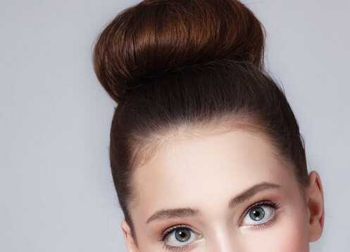 Top sock buns