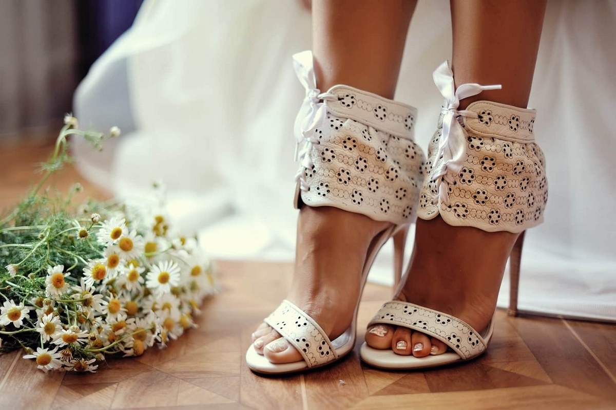 3 Most Important Tips for Finding the Perfect Wedding Shoes