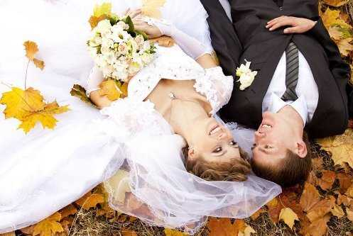 Tips for a Fabulous Fall Wedding