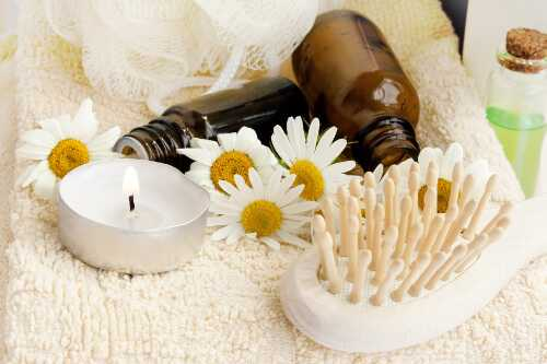 7 Wonderful Natural Oils to Use for Your Hair