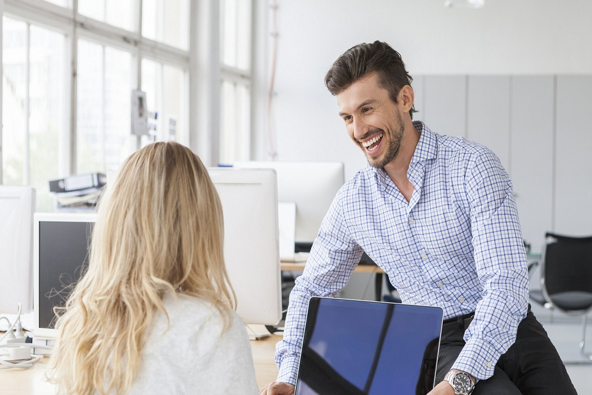 6 Tips for Dealing with a Flirtatious Coworker
