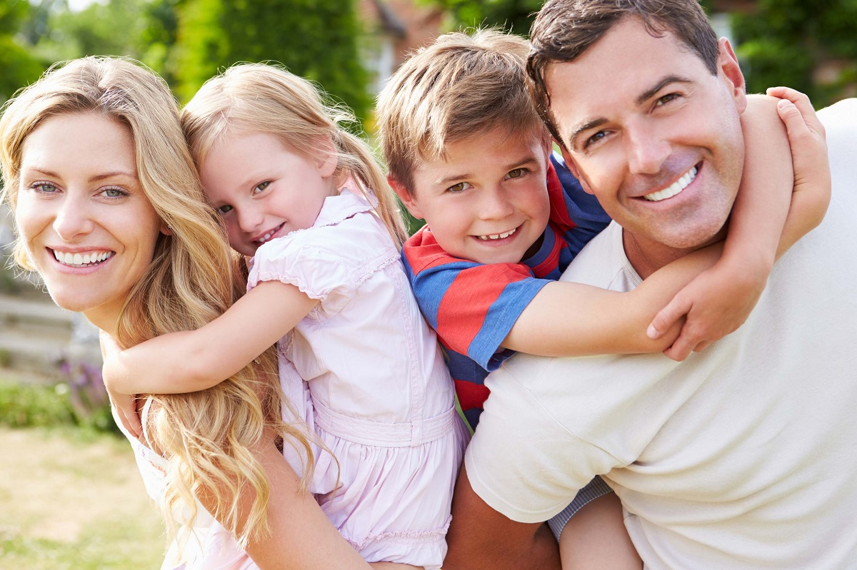 7 Tips for Raising Healthy and Happy Children