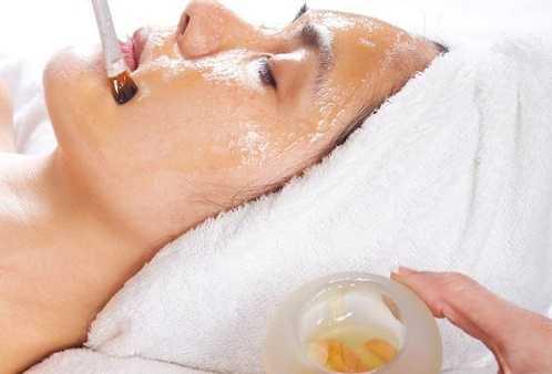 Honey - Gentle face scrub