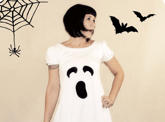 3 Homemade Halloween Costumes That You Can Make for Free