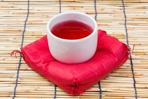 Red tea therapy from South Africa