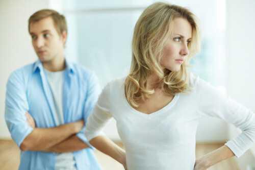 Partner is Secretly Unhappy