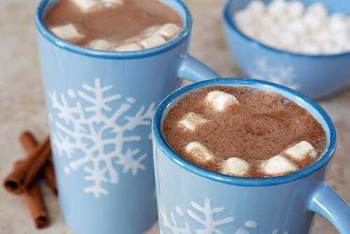 Don't Neglect Hot Drinks