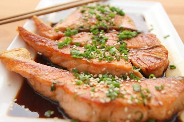Foods That Help Fight Cellulite Salmon