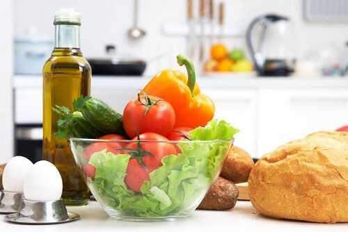 Stop eating diet foods