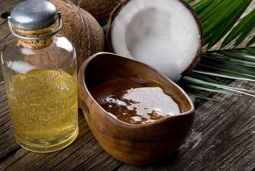 The benefit of using coconut oil