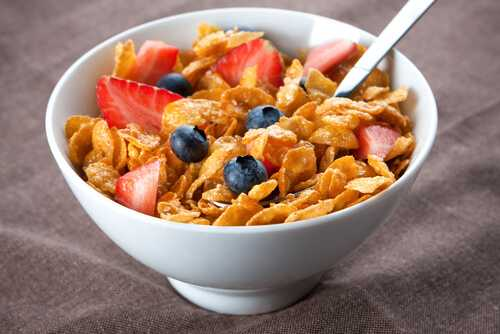 Healthy and Tasty Cereal