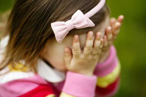 Ways to Help Your Child Overcome Shyness
