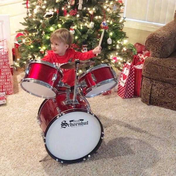 7 Great Christmas Gifts for Toddlers and Preschoolers Musical instruments
