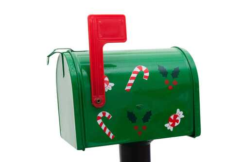 A Lovely Mailbox