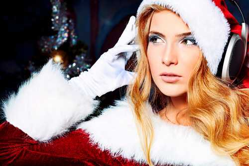 Add Some Christmas Music