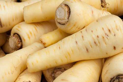 Amazing Health Benefits of Parsnips