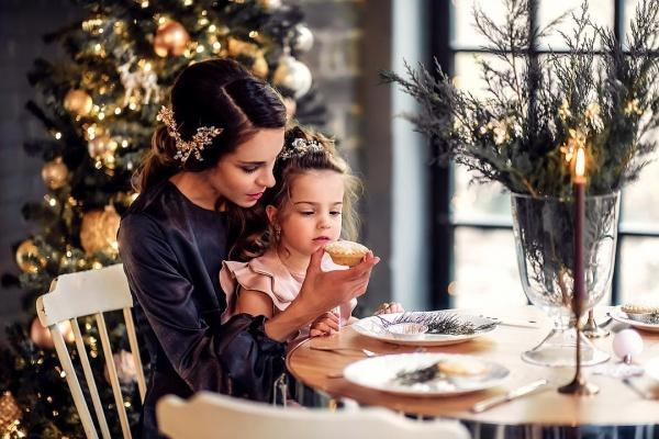 Celebrate Christmas without Children Invite a Kid for Christmas Dinner