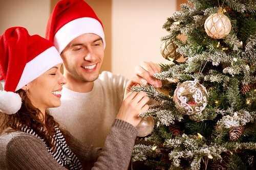 Choose a Christmas Tree