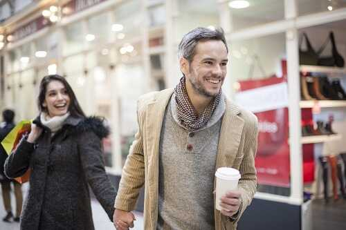 Do Christmas Shopping Together