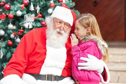 Have you forgotten about Santa