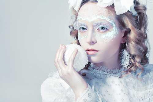 Magnificent Winter Makeup Ideas