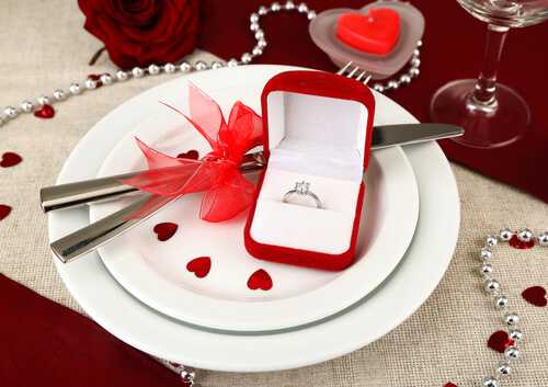 Fantastic Valentines Day Engagement Party Ideas
