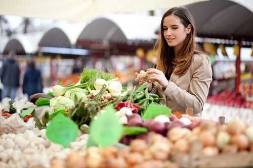 Visit a Farmer's Market