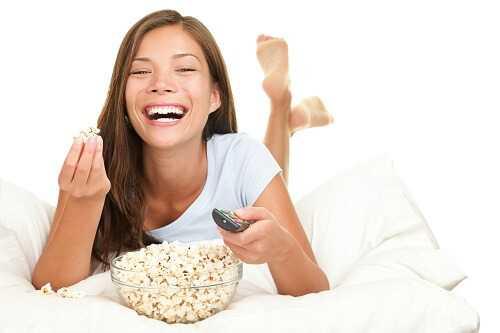 Watch a non romantic movie