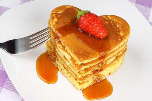 Flaxseed pancakes