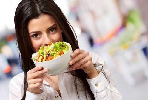 Make smart food swaps