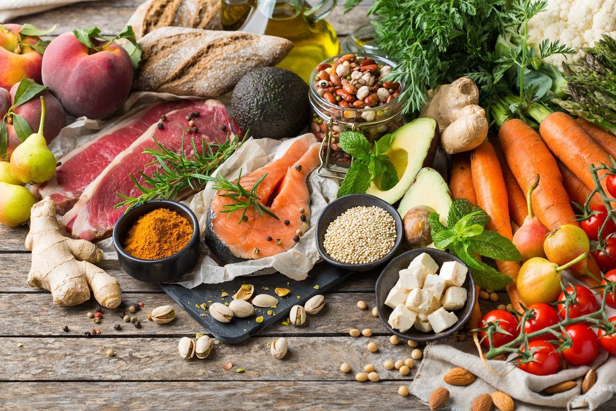 10 Best Anti-Aging Foods to Eat Every Day