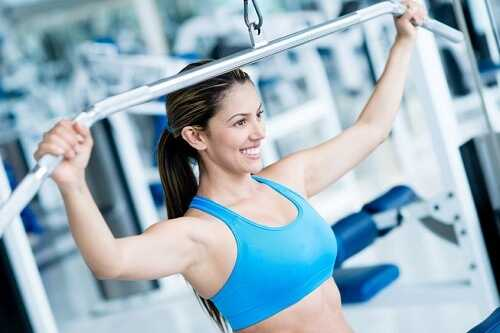 Add weight training to your workout routine