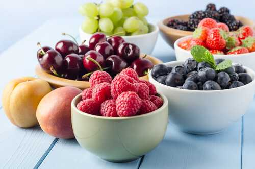 Best Antioxidant-Rich Foods