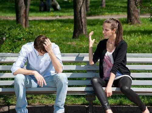 Constant break up drama