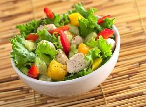 Huge Salads