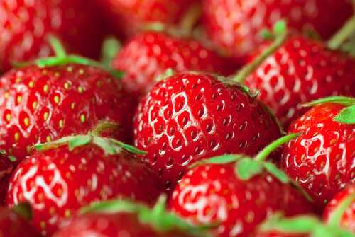 Strawberries improve memory
