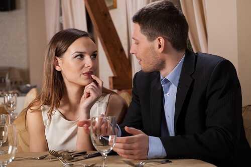 Insincere conversations