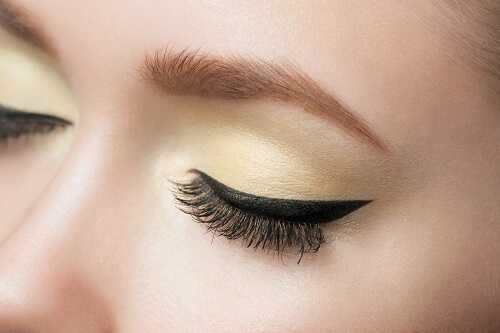 Smudge your eyeliner