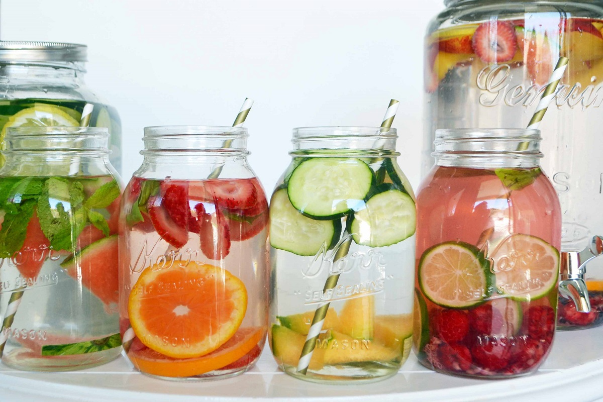 9 Best Fruits and Vegetables You Can Add to Your Water