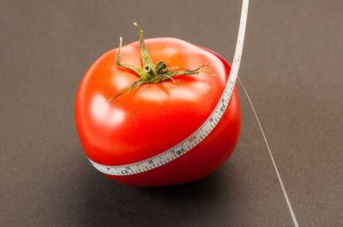 Tomatoes help lose weight