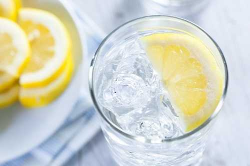 Incredible Benefits of Lemon Water