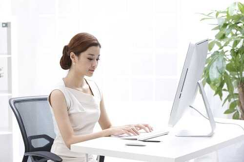 Maintain Your Posture When You Sit