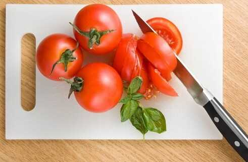 Tomatoes reduce blood sugar levels
