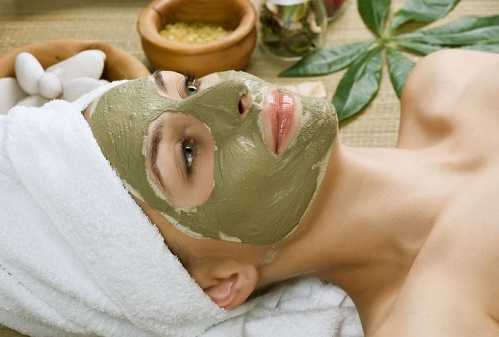 Use Scrubs and Clay Masks