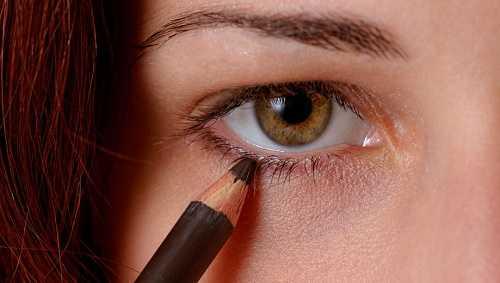 Avoid Black Eyeliner