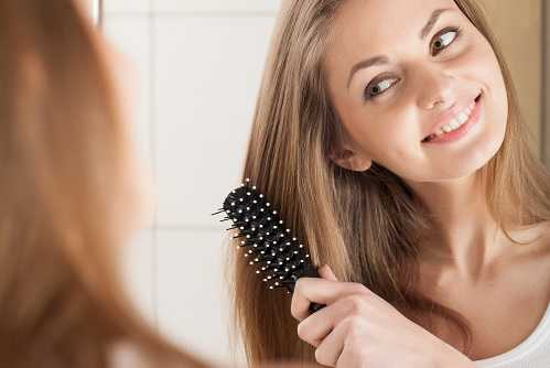 Brushing Your Hair Wrong
