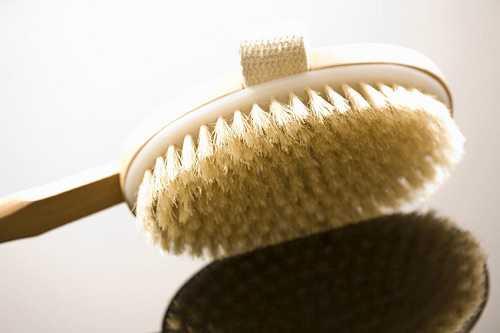 Dry Brush Your Skin