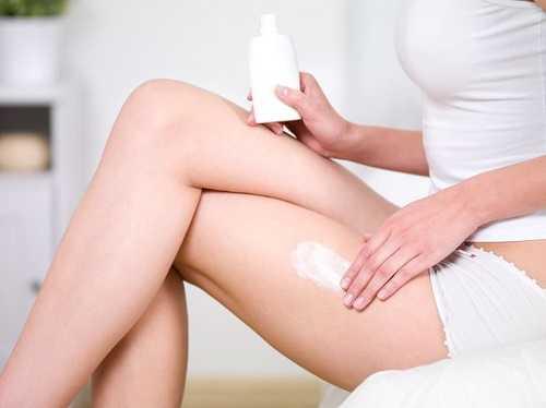 Moisturize the Skin Surface