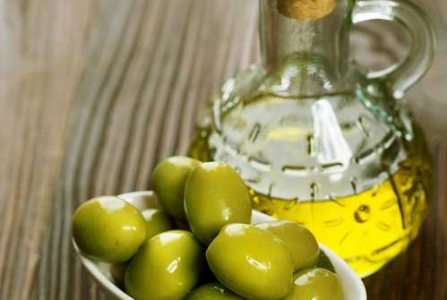 Olive Oil for Your Hair