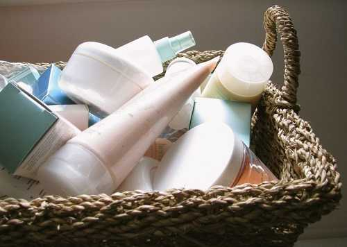 Opt for Natural Skin Care Products